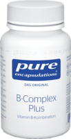 PURE ENCAPSULATIONS B-Complex plus Kapseln